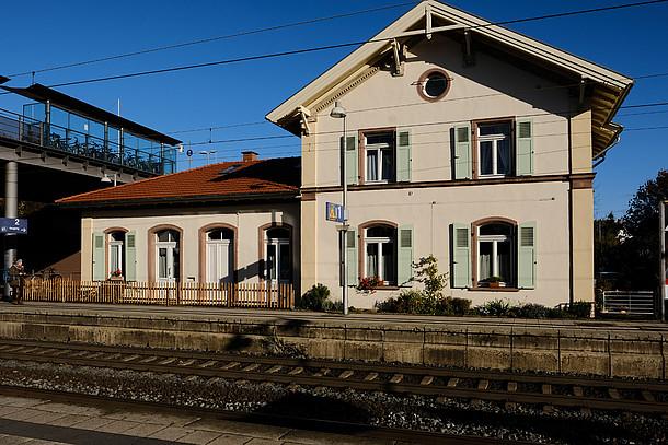 Haus der Praxistesterin Cornelia Wiethaler