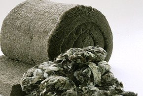 Naturdämmstoff Schafwolle
