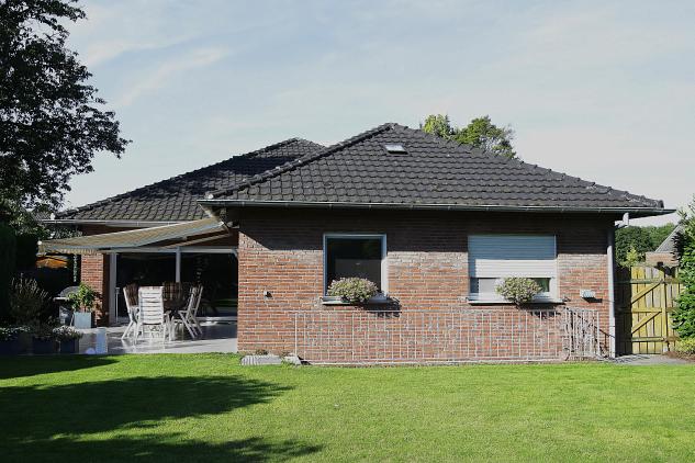 Haus der Praxistest-Familie Mönkemeyer